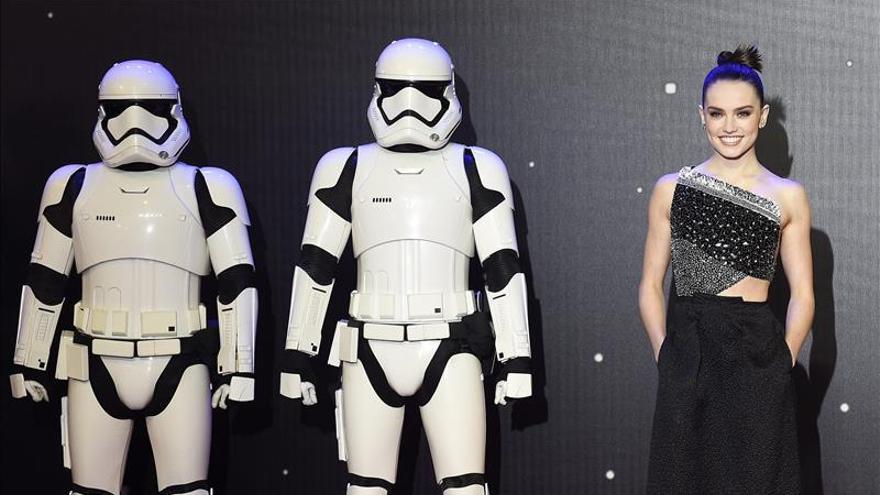 """Las caras jóvenes de """"Star Wars"""" aplauden la diversidad de la nueva saga"""