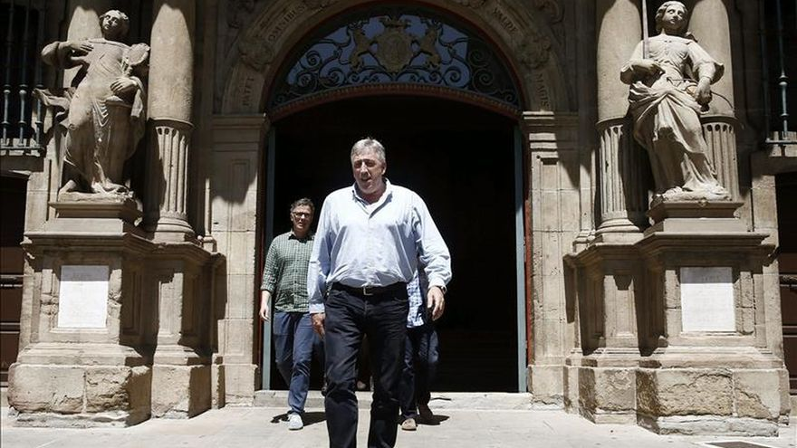 Geroa Bai y EH Bildu confirman su voluntad de propiciar un cambio en Navarra