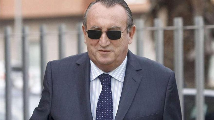 La Audiencia de Castellón condena a 4 años de cárcel a Carlos Fabra