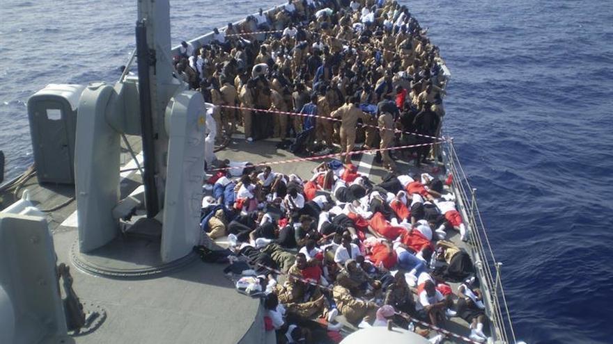 2016, el año con más muertes de inmigrantes y refugiados en mundo