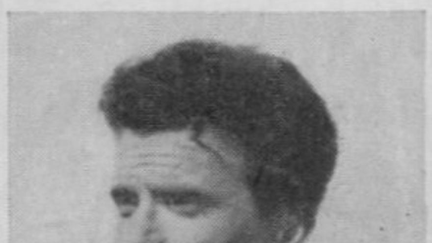 Miguel González Pérez.