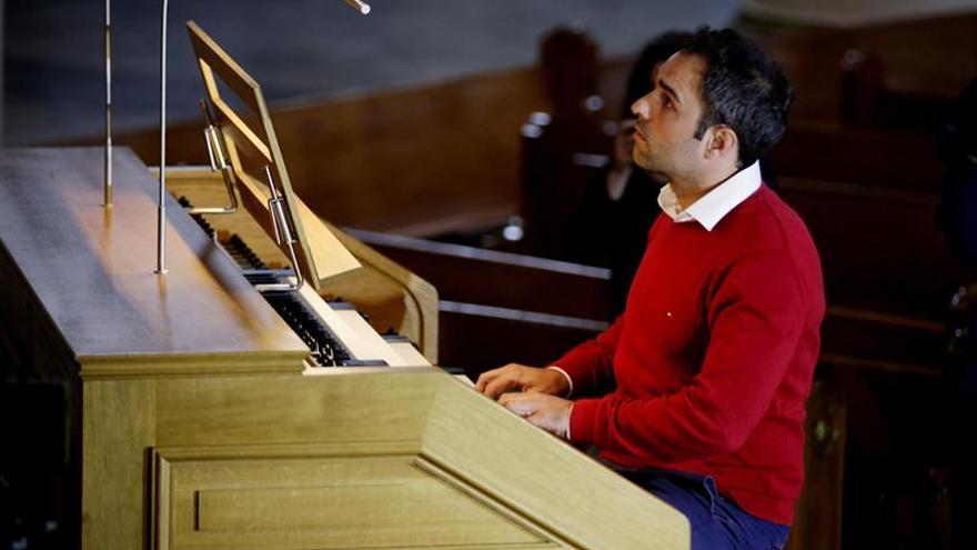 La música de órgano une a la Sagrada Familia de Barcelona con la Catedral de Bogotá