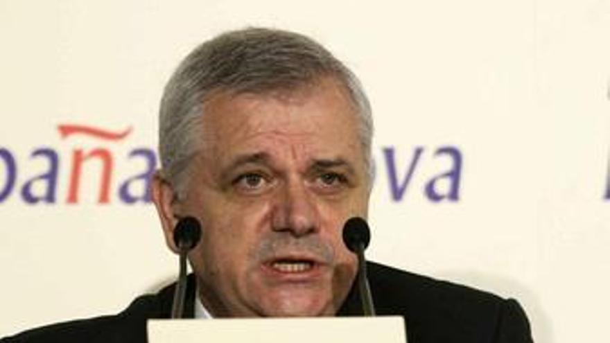 Presidente de Gamesa, Guillermo Ulacia