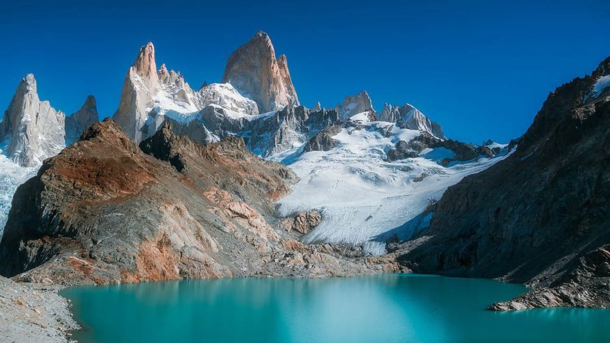 Fitz Roy, El Chaltén, Patagonia, Argentina