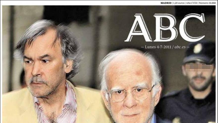 De las portadas del día (04/07/2011) #5