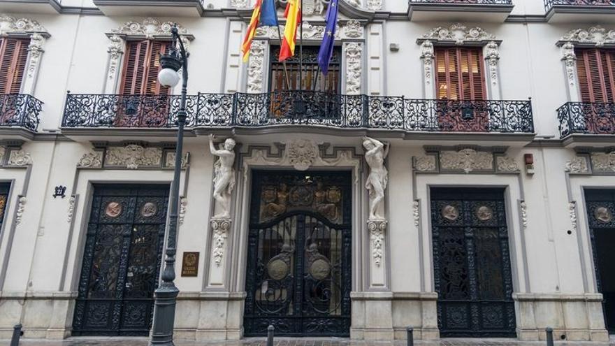 Sede del Colegio Notarial de València