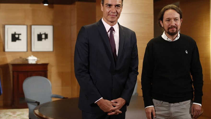 "Iglesias revela que Sánchez le ha ofrecido un ""Gobierno de cooperación"""