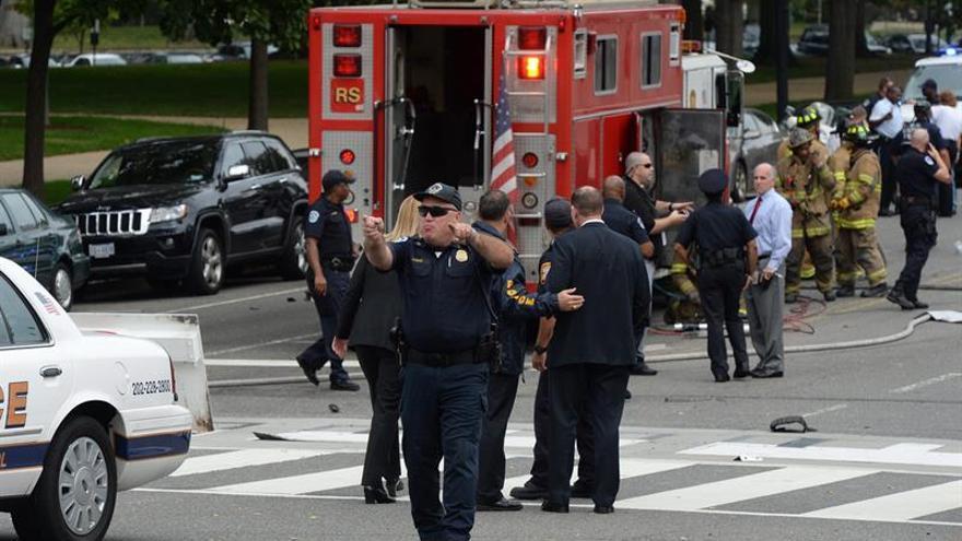 Tres policías muertos a tiros en la ciudad estadounidense de Baton Rouge