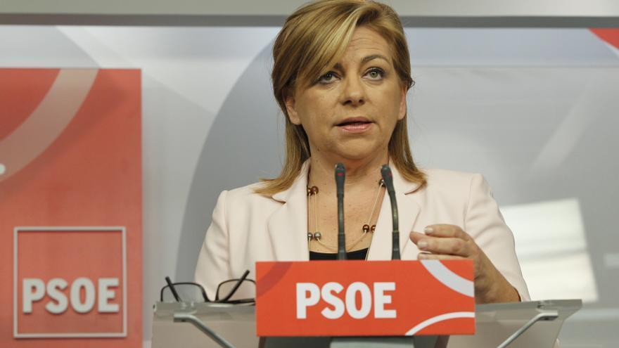 """Valenciano elude comentar la petición de Aguirre de recortar la administración porque es """"un lío dentro del PP"""""""