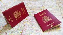 El pasaporte es fundamental para viajar fuera de la Unión Europea.