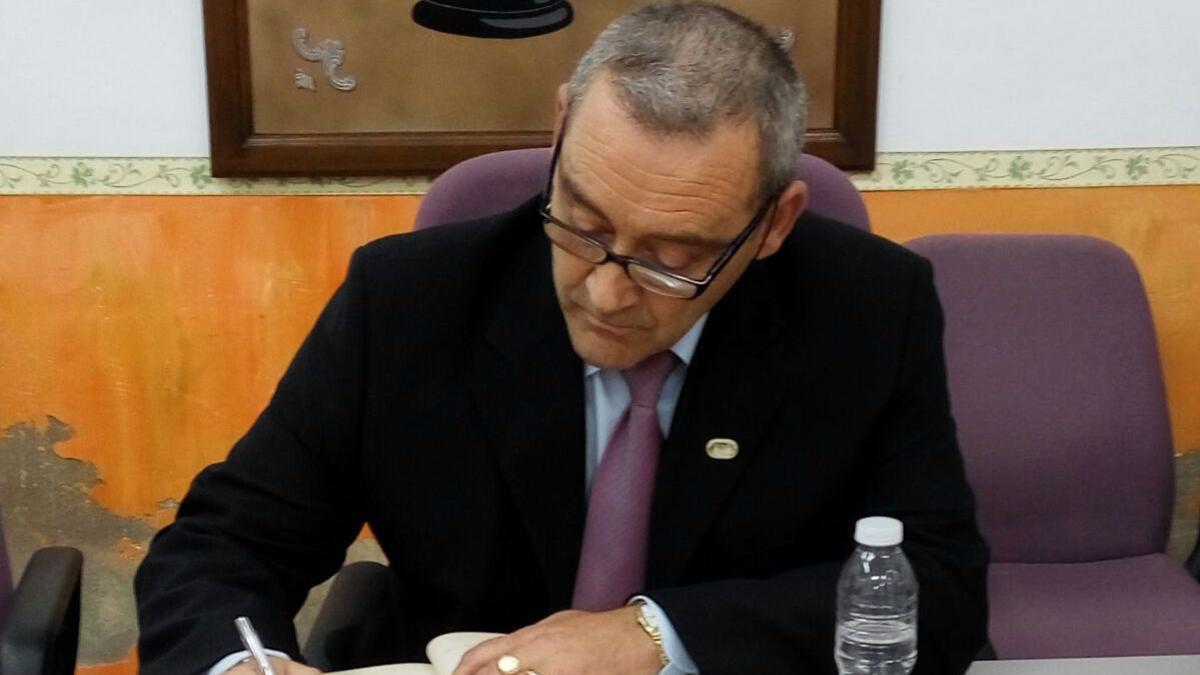 Manuel Luque.