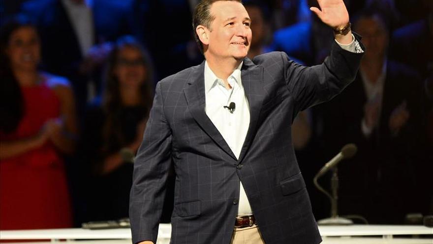 Rubio y Cruz salen reforzados en un debate sustancial y con menos ataques