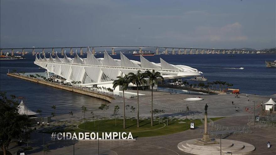 El Museo del Mañana fue ideado pensando en el entorno de Río, dice Calatrava