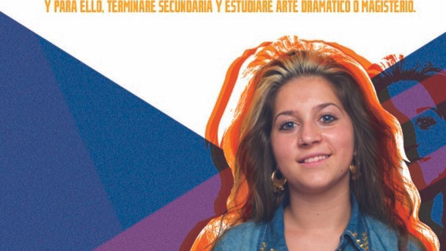 Samantha en los carteles de la nueva campaña de FSG