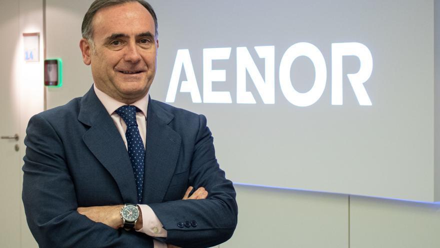 Javier Mejía, director de Marketing Estratégico y de Producto de Aenor.