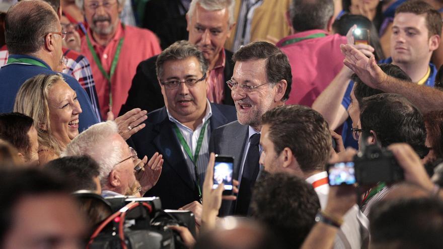 Rajoy participará este sábado en Vitoria en un acto de precampaña electoral del PP vasco