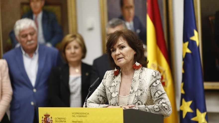 """Calvo sobre las concertinas: """"La seguridad en las fronteras no puede estar reñida con el respeto a los derechos humanos"""""""