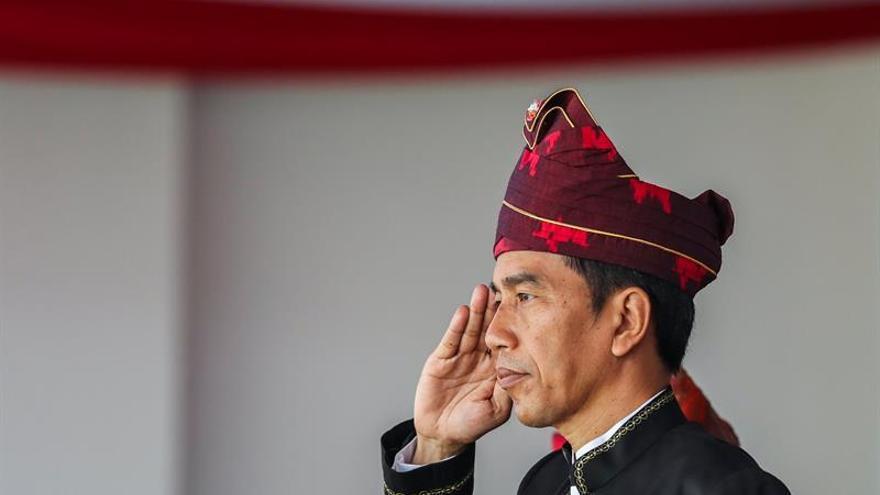 Un detenido por planear un ataque en la boda de la hija del presidente indonesio