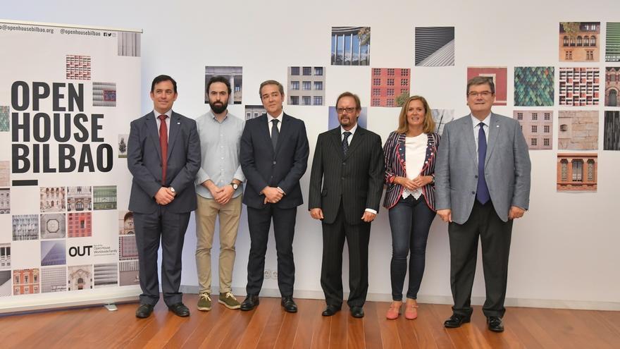 La segunda edición de Open House Bilbao permitirá visitar 67 edificios de interés, 13 de ellos en Barakaldo