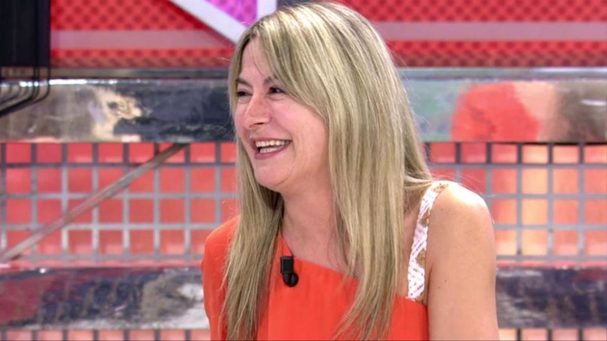 Nela, la madre de Melyssa Pinto