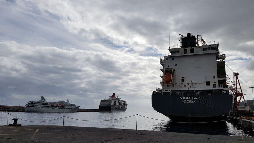 Baja un 38,55% el tráfico de pasajeros en el Puerto de la capital y el movimiento de mercancía un 1,64% de enero a agosto