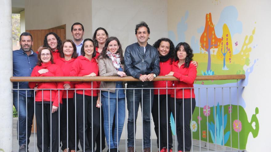 Celebración del 15 aniversario de la Escuela Doña Pepita.