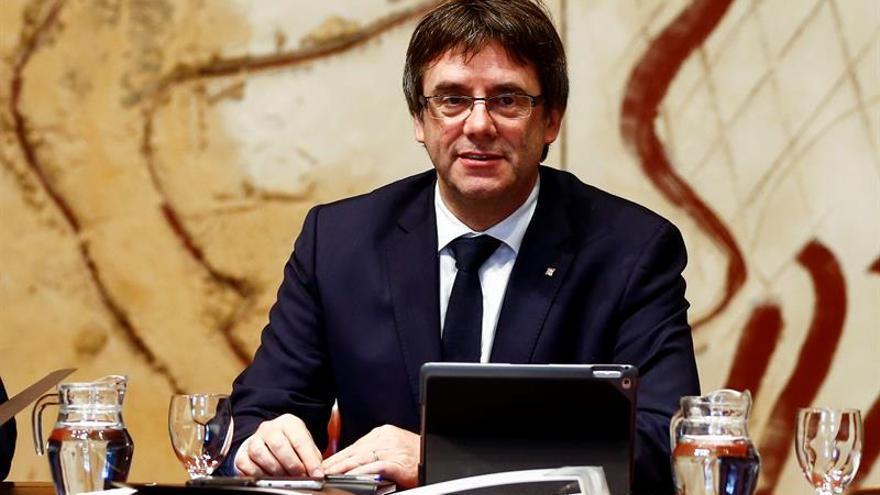 Puigdemont dice que Mas le dio 20 minutos para decidirse si ser president