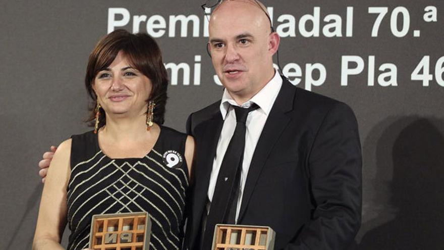 Carmen Amoraga, 70 Premio Nadal