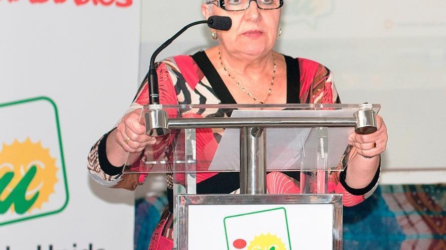 IU-CA incluye como número tres de su lista a la presidenta de regional de ATTAC y exedil de Pederera