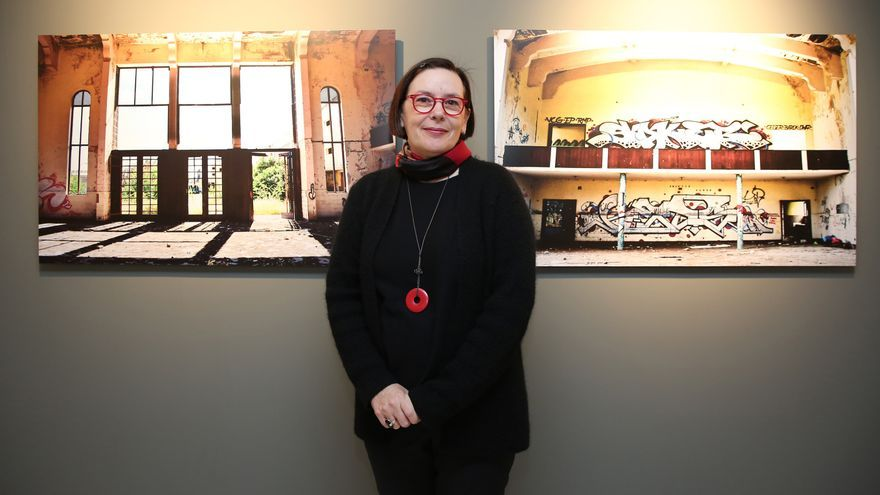 Lorett Rodríguez Schaefer , autora de 'El orfanato azul'.