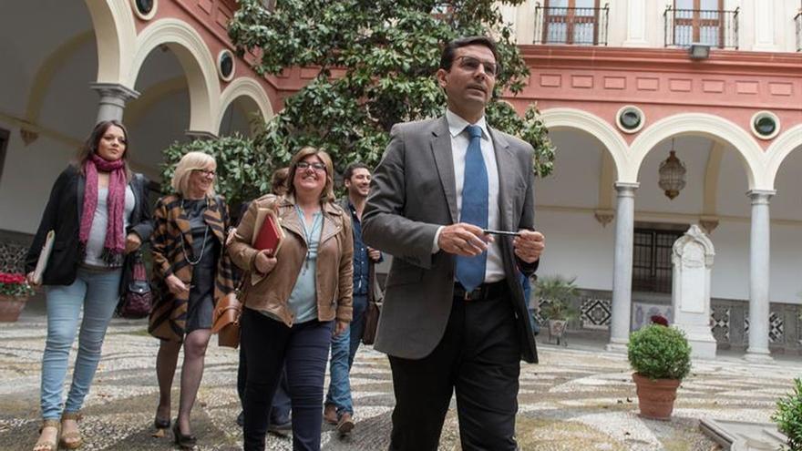 Granada inicia la reorganización del Ayuntamiento y trámites para una auditoría