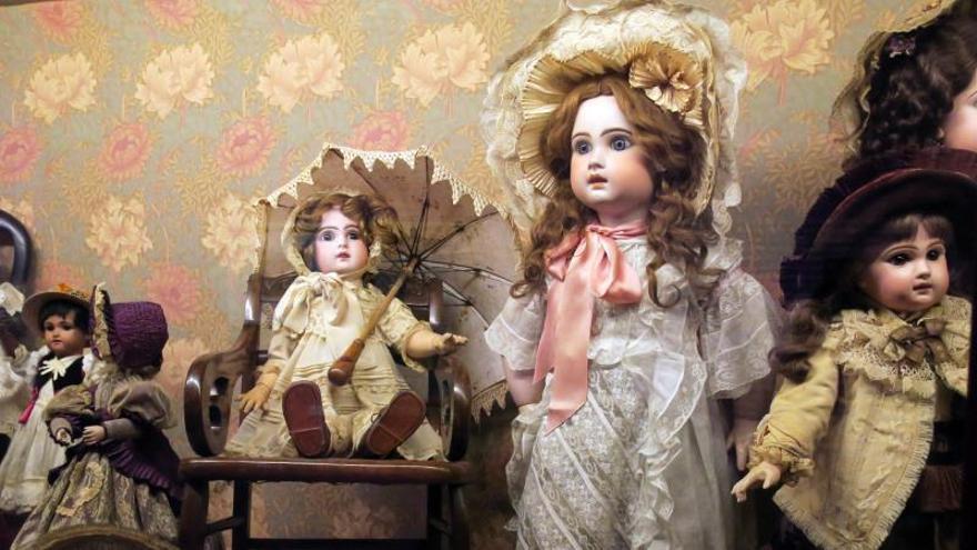 Había una vez...la colección de muñecas antiguas más importante de Suramérica