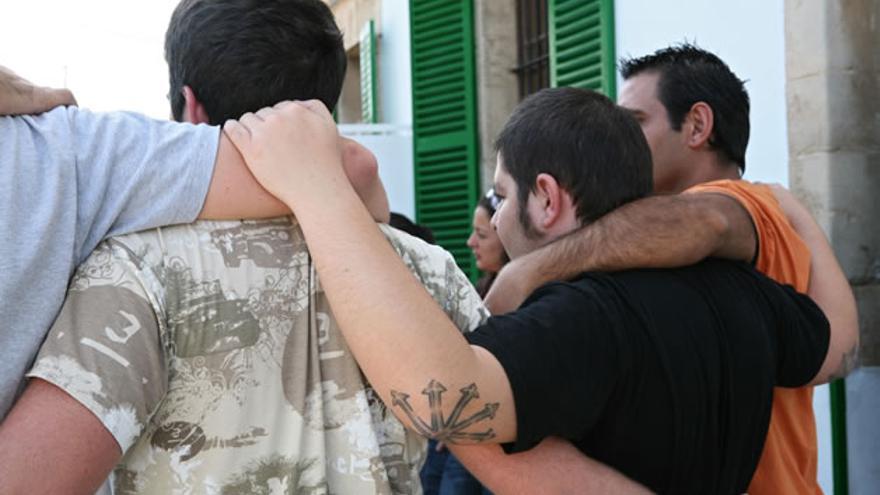 Un grupo de Proyecto Hombre durante una de sus terapias. / Foto: Proyecto Hombre.