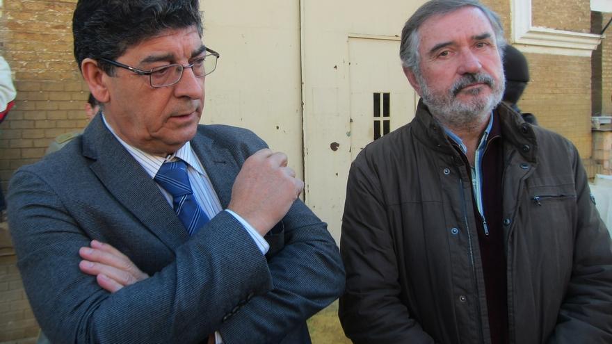 """Valderas critica la """"prepotencia"""" de Podemos al rechazar la convergencia con IU de cara a futuros comicios"""