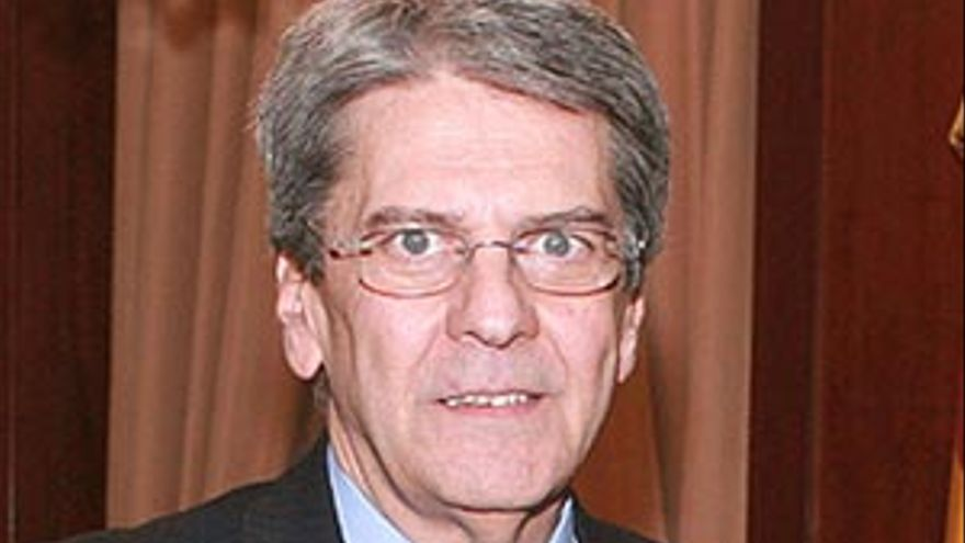 Julio Pérez, candidato del PSC a la alcaldía de Santa Cruz.