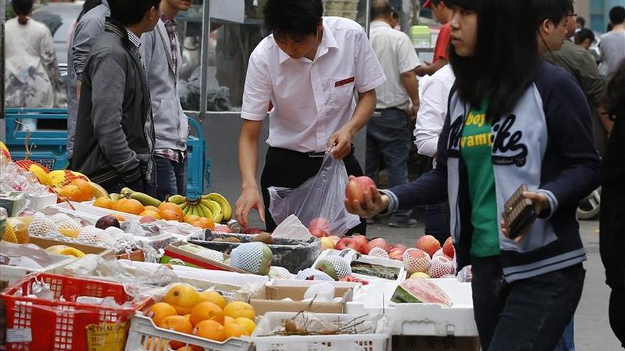 La inflación china aumenta un 1,5 por ciento en abril