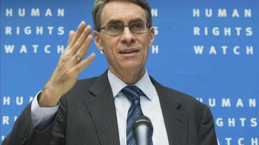 HRW dice que Al Sisi debe ser investigado por crímenes contra la Humanidad