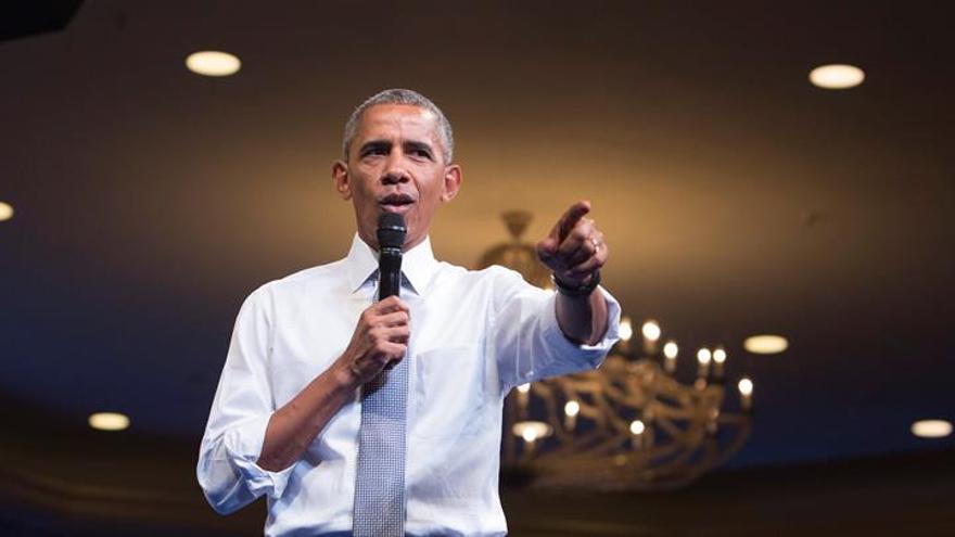 """Obama cree que es """"sano"""" que el Partido Demócrata reflexione sobre su futuro"""