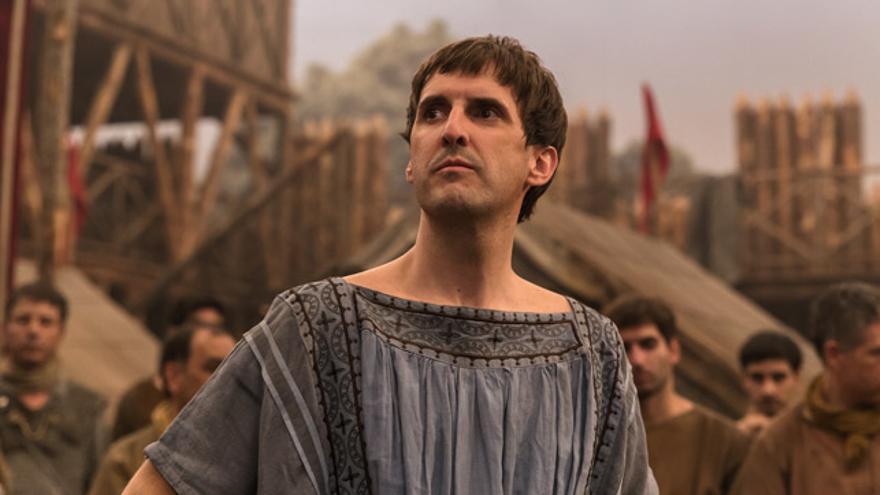 Julián López protagoniza 'Justo antes de Cristo'.