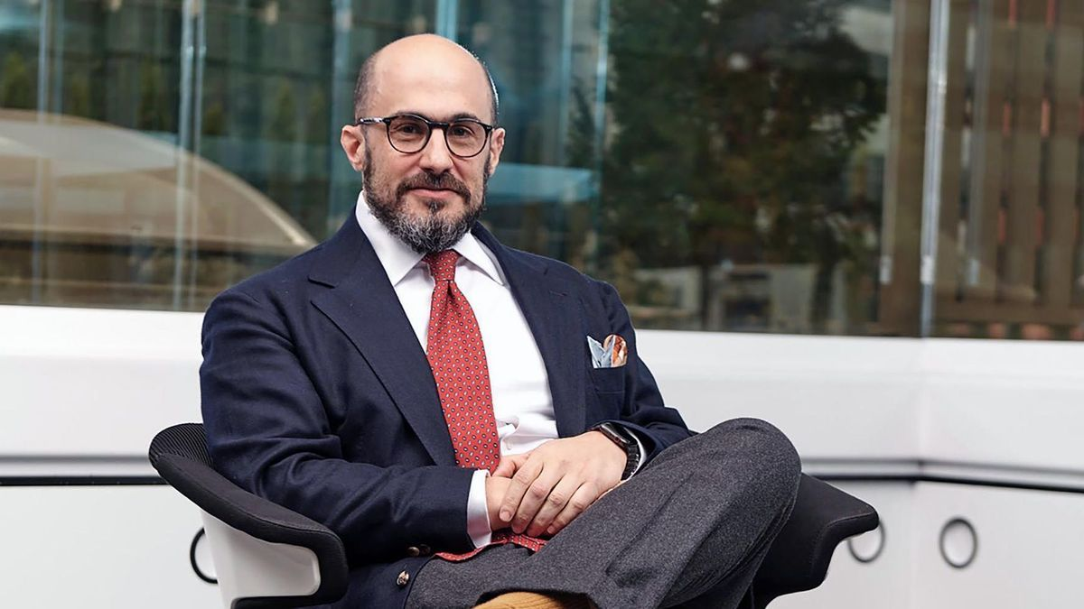 Mariano Belinky, el consejero delegado Global de Santander Asset Management.