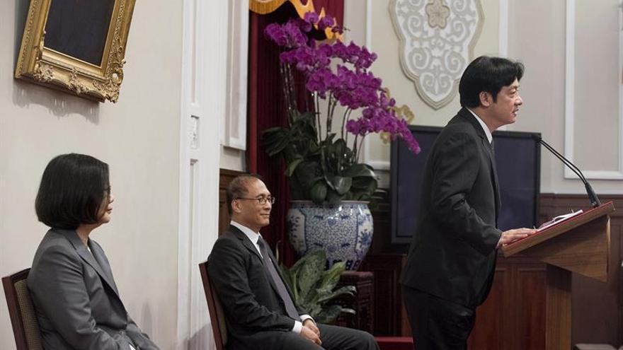 El gobierno taiwanés dimite en pleno encabezado por el primer ministro Lin Chuan