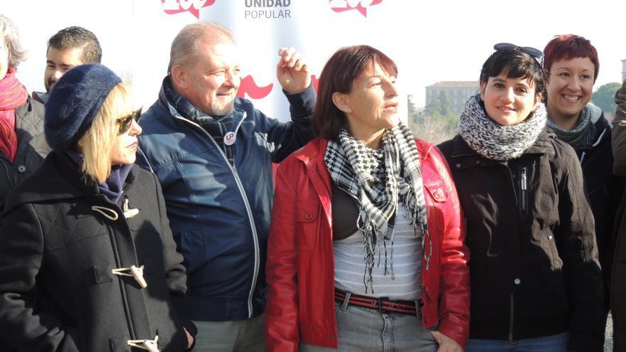 Unidad Popular en Toledo