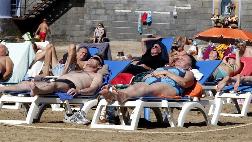 España recibe en enero 3,2 millones turistas extranjeros, un 3,6 % más