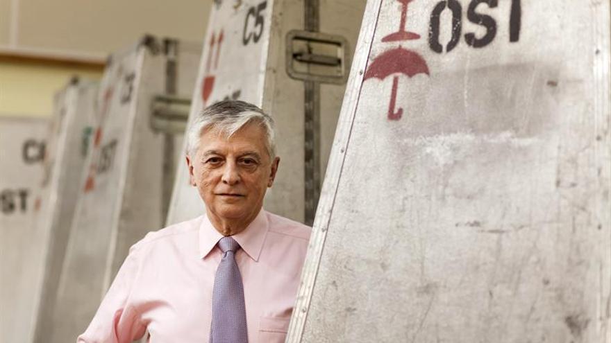 El director y compositor Arturo Tamayo