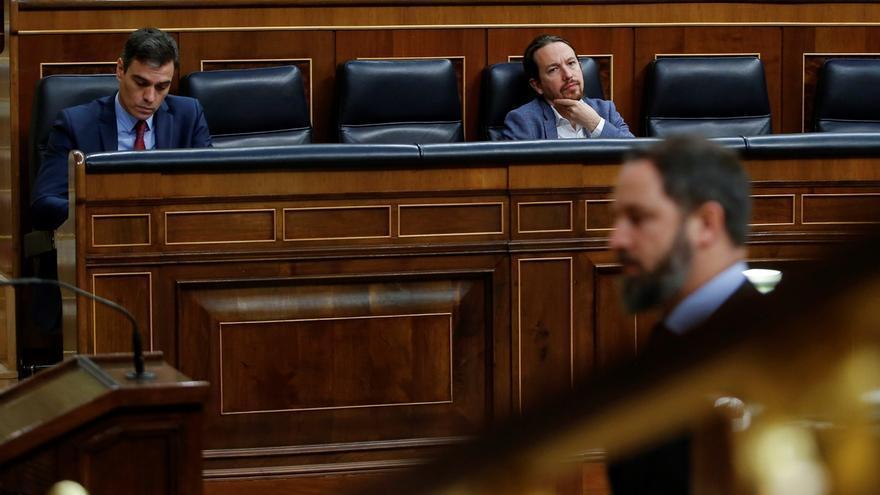 Abascal quiere que Sánchez aclare en el Congreso si comparte la apuesta de Iglesias por la República