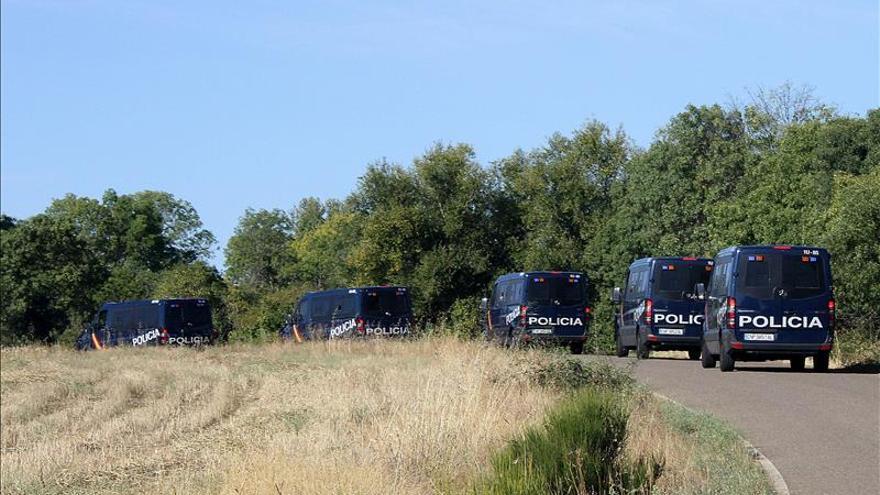 La Policía contactó con 200 personas de 20 países en el caso de la peregrina