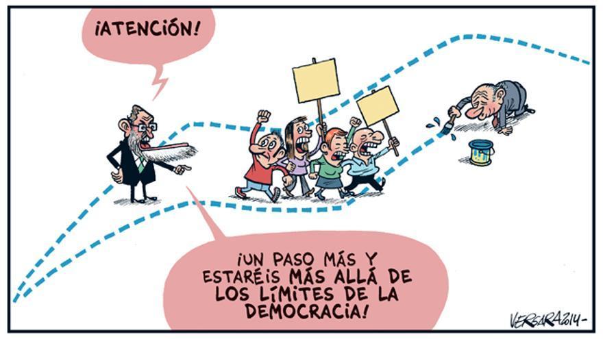 Los antidemócratas