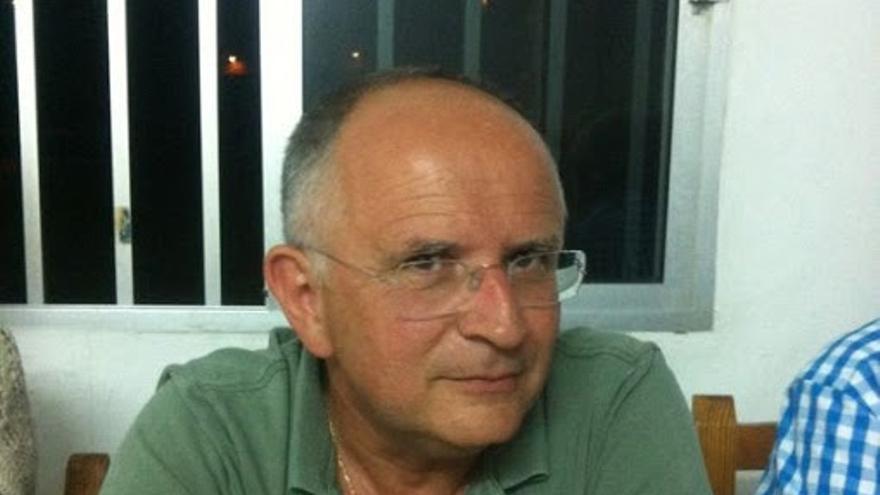 Rodolfo Núñez en su foto de perfil de la red social Google Plus.