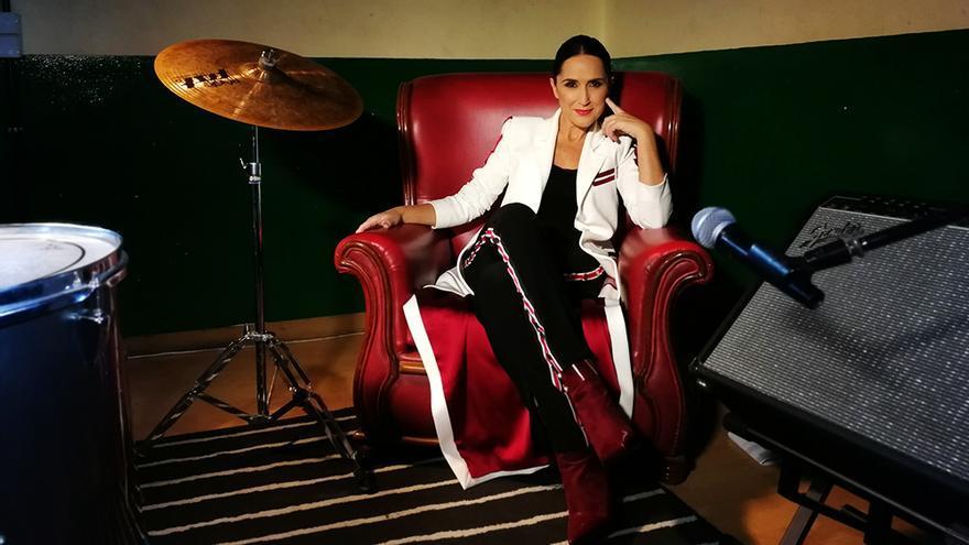 Virginia Díaz en 'Cachitos'