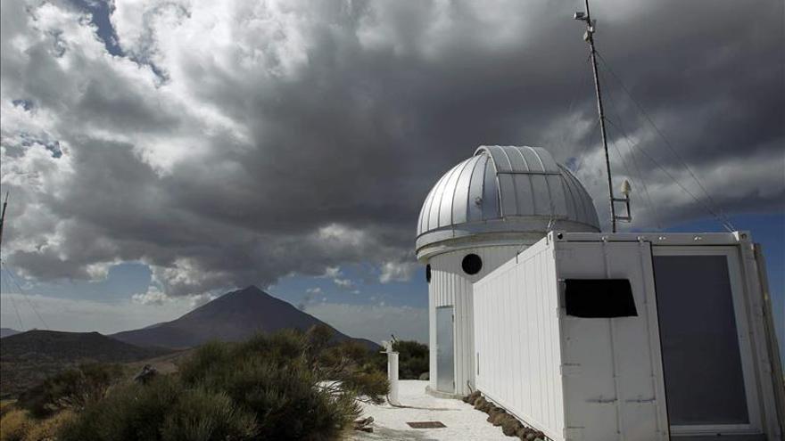 El meteoro que entró en la atmósfera el 28 de noviembre viajaba a 54.000 km/h